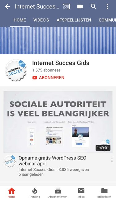 affiliate marketing revolutie op youtube