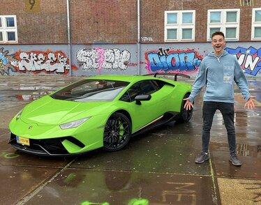 Don de Jongh Lamborghini