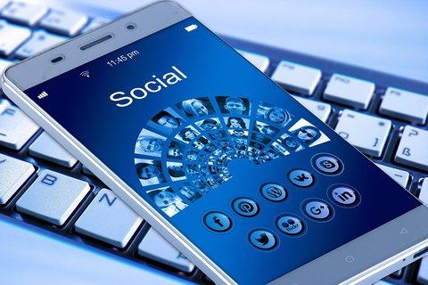 eigen bedrijf starten in social media