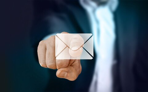 pinautomaat door emaillijst