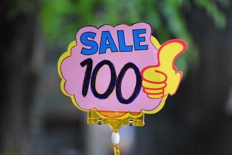 prijs om geld te verdienen op rommelmarkt