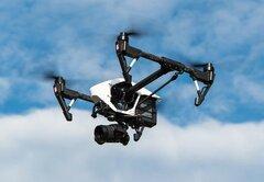 Geld verdienen met drone