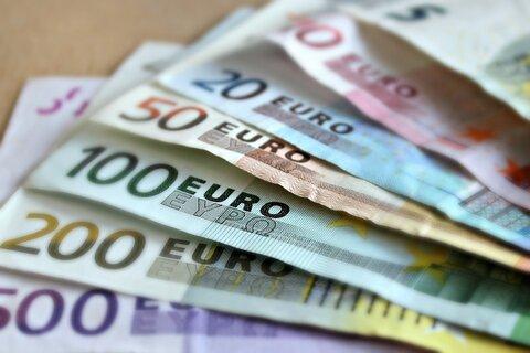 meer bankbiljetten verdienen