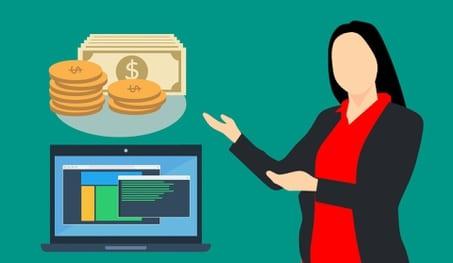 starten met online geld verdienen