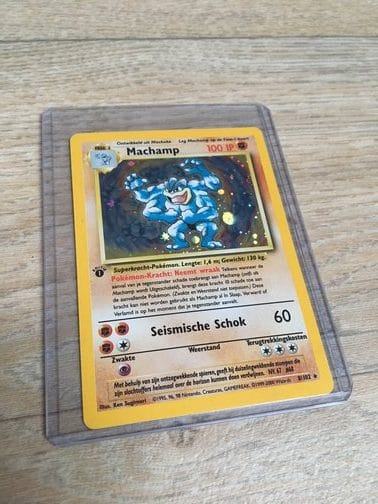 Pokémon kaarten waarde