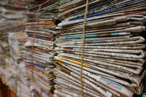 veel geld met bijbaan als krantenbezorger