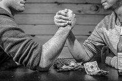 Geld verdienen met je lichaam