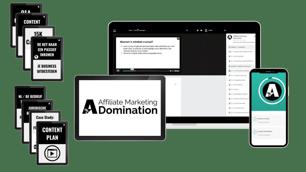 Beste affiliate marketing cursus AMD